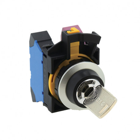CW series - Key selector switch push-in