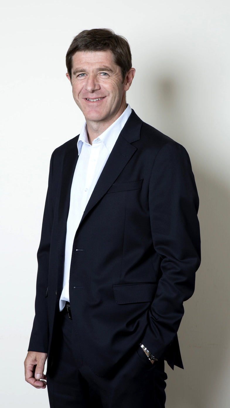 Marc Enjalbert, Chairman, CEO