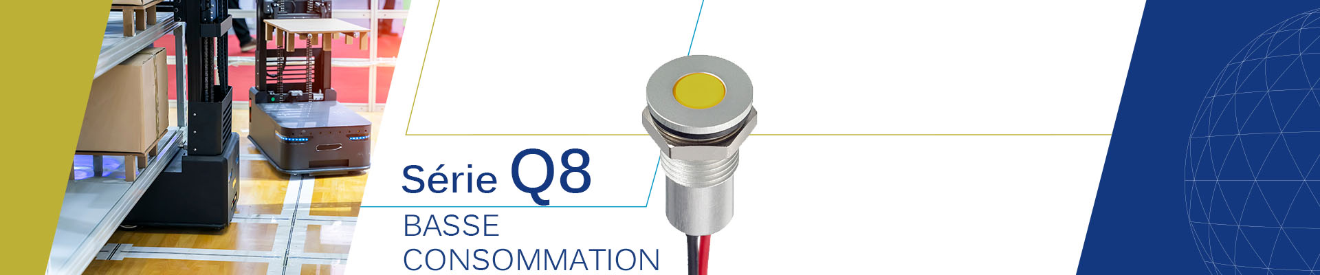 REDUCE THE POWER CONSUMPTION BY UP TO 90%