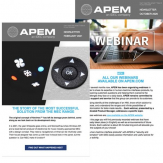 APEM Newsletters
