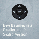 New Navimec in a Smaller and Panel Sealed Version