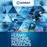 New APEM HMI catalog