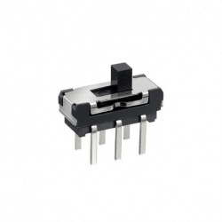 MS series microminiature slide switch