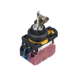 CW series - Key selector switches