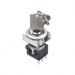 LBW series - Key selector switches