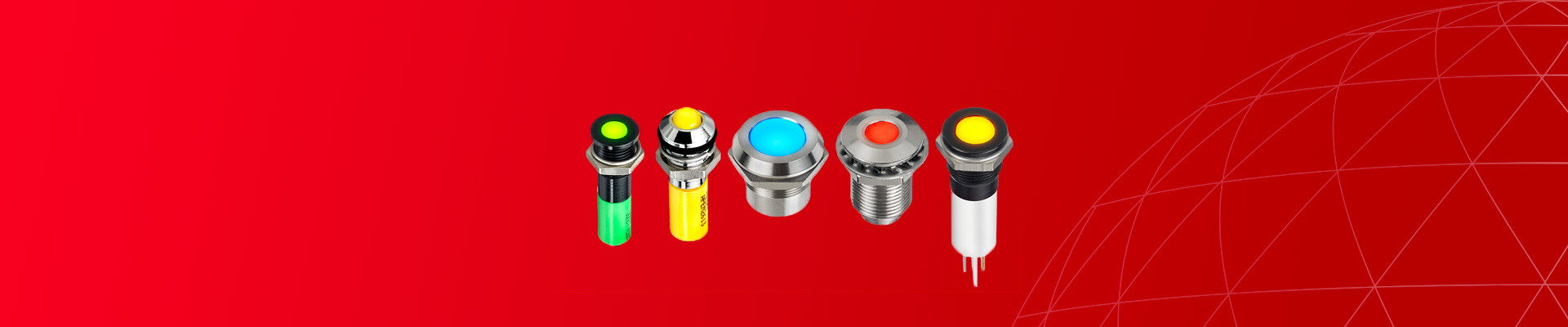 APEMs new range of RGB LED indicators shine brilliant and bright