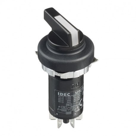 MW series - Selector switches
