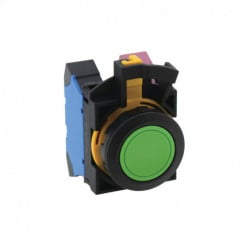 CW series - Pushbutton switch push-in