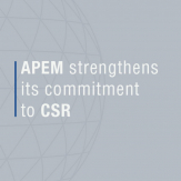 APEM strengthens its commitment to CSR